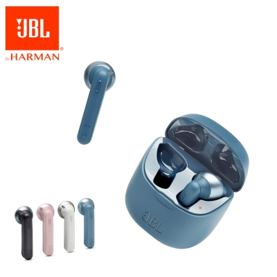 JBL TUNE 220 TWS 真無線藍牙入耳式耳機 - 藍色
