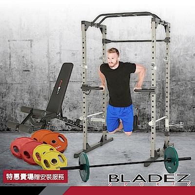 【BLADEZ】360KG鐵人多功能重量訓練超值組-F2810PLUS