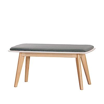 AS-派特蘿配色長板凳(1入組)-100x44x48cm
