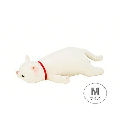 NEMU NEMU 幸運貓小雪中抱枕