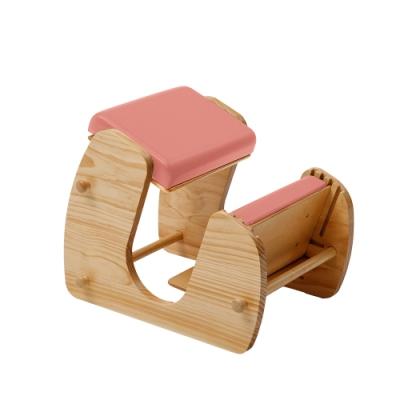 Home Feeling 人體工學美姿調整椅/坐姿矯正椅/學習椅/兒童椅(2色)