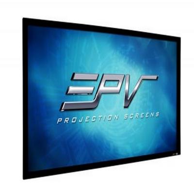 EPV 120吋 16:9 旗艦級isf認證大邊框框架幕-i4K劇院雪白PGF120WH1-ISF