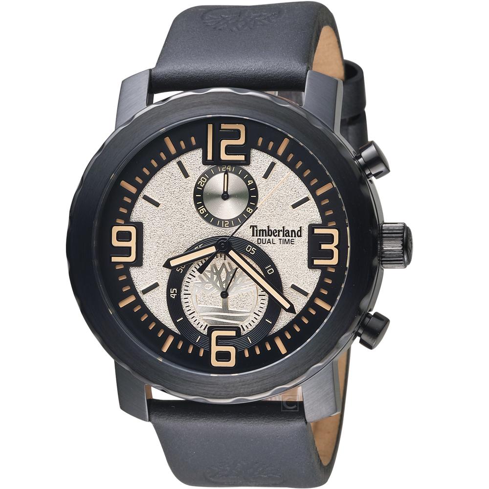 Timberland  沙漠冒險時尚腕錶(TBL.15595JSB/14)48mm
