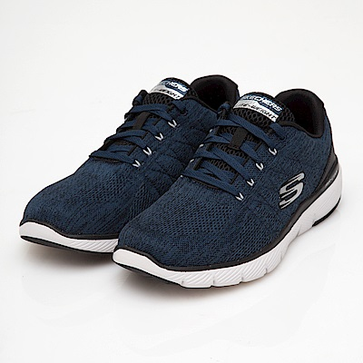 SKECHERS(男)運動FLEX ADVANTAGE3.0-52957WBLBK