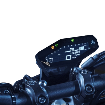 o-one GO螢膜 YAMAHA X MAX 儀表板保護貼 滿版全膠保護貼 超跑包膜頂級原料犀牛皮