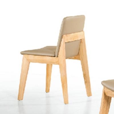 H&D 馬克原木餐椅