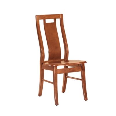 Boden-亞恒實木餐椅/單椅(四入組合)-34x42x95cm