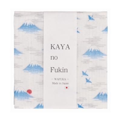 日本派迪 超吸水廚房擦拭清潔方巾-富士山
