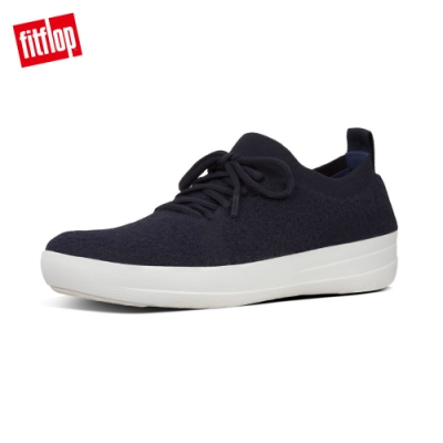 FitFlop F-SPORTY COMFFKNIT SNEAKERS 極光藍