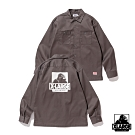 XLARGE L/S OG WORK SHIRT工作襯衫-灰