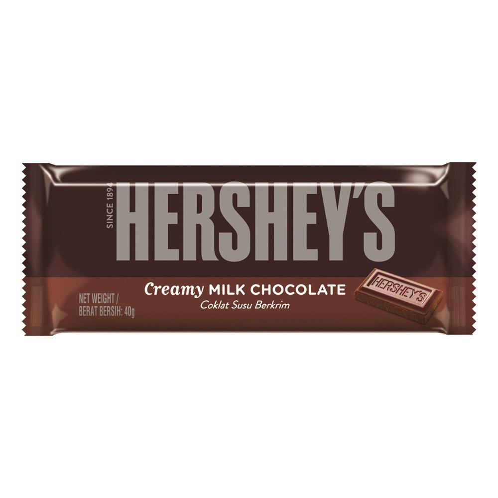 好時 Hersheys 牛奶巧克力片裝(40g) @ Y!購物
