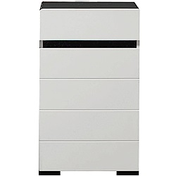 文創集 藤森時尚1.5尺單門低鞋櫃/玄關櫃-45x33.5x79cm免組