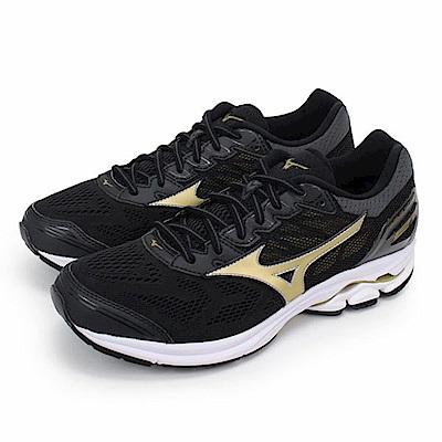 MIZUNO-慢跑鞋-WAVE-RIDER-21