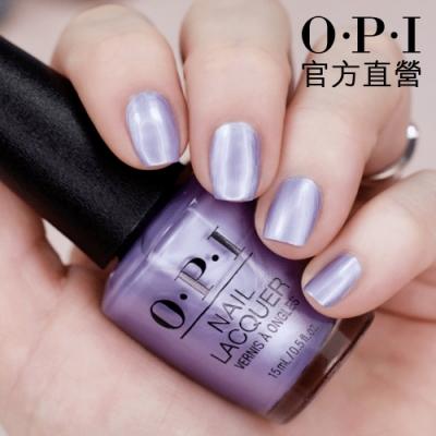 OPI 官方直營.透亮珠光指甲油-NLE97.凝結時光系列指彩/居家美甲