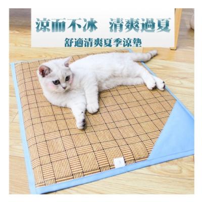 寵愛有家-春夏海綿兩面寵物涼蓆-M(寵物睡墊)