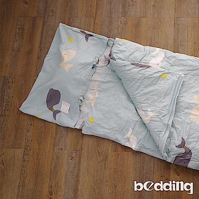 BEDDING-幼稚園必備-兒童冬夏兩用鋪棉睡袋-森田