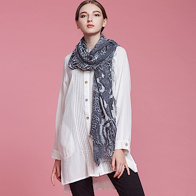 GLORY21 天然棉質編織工藝外套-白 @ Y!購物