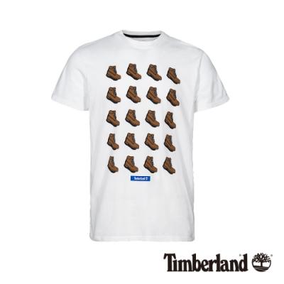 [限時]男款百搭鞋靴圖案短袖T恤(2件任選)