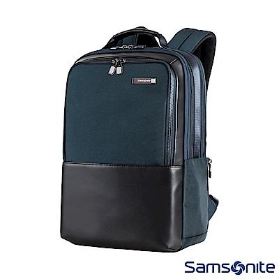 Samsonite新秀麗 Sefton商務筆電後背包14 (海軍藍)