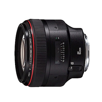 CANON EF 85mm f/1.2L II USM 大眼睛-標準定焦鏡頭*(平輸)