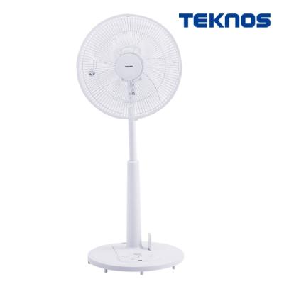 TEKNOS 14吋 4段速微電腦遙控DC直流電風扇 KF-C01