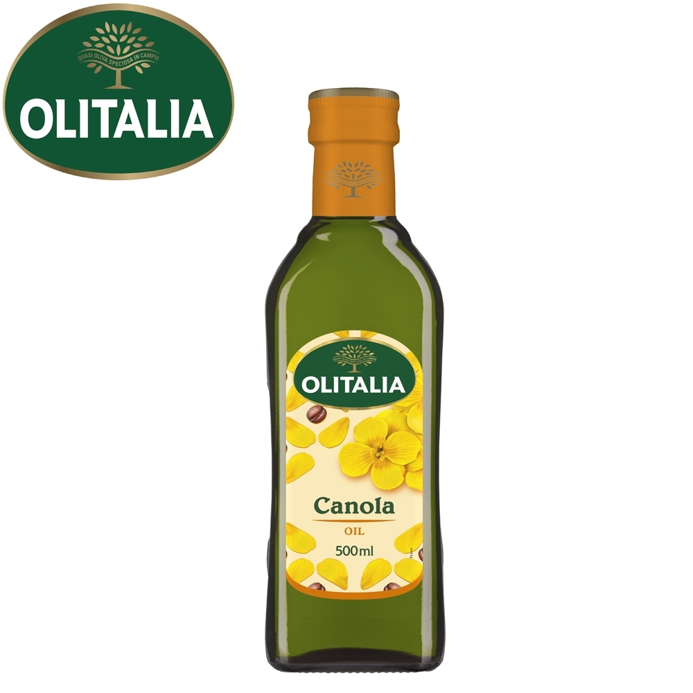 Olitalia 奧利塔頂級芥花500ml