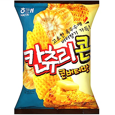 HaiTai 奶油玉米風味脆餅(90g)