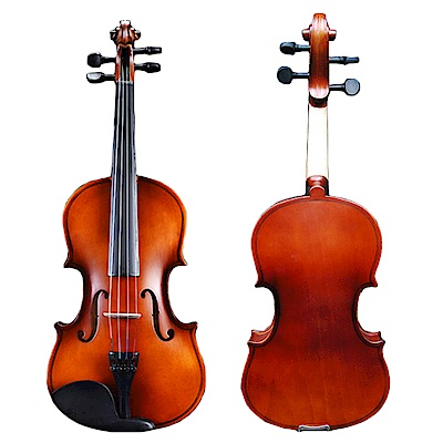 [時時樂限定]Sebrew希伯萊,MC-1 入門練習款,實木,小提琴,附琴盒、弓、肩墊、配件