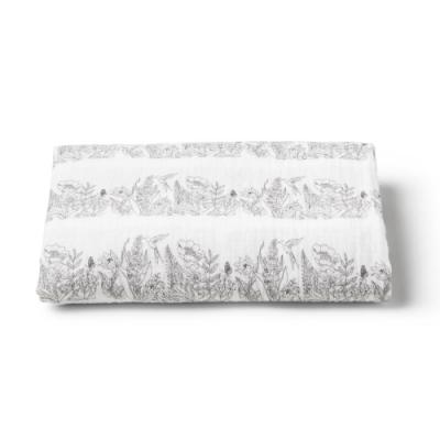 澳洲Wilson&Frenchy超柔包巾(1入)-花園WFS1822-34