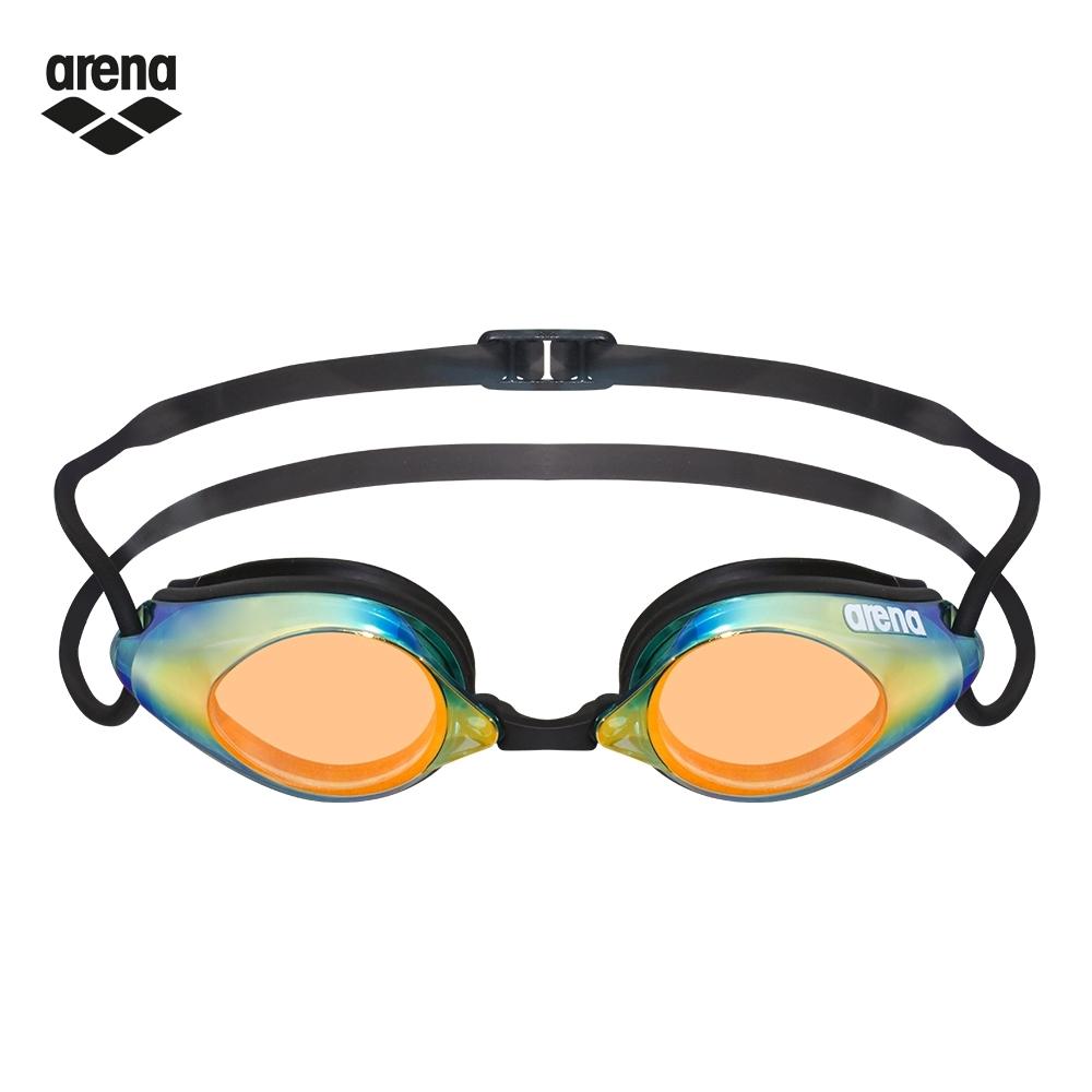 ARENA 電鍍防霧抗UV泳鏡 AGL-1900