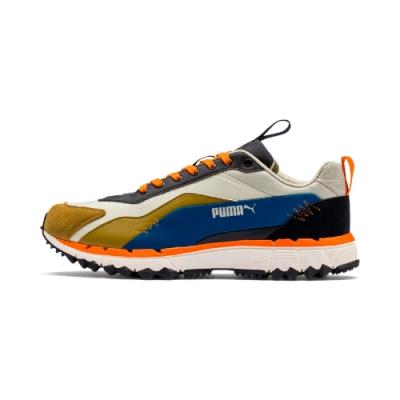 PUMA-TRAILWOLF 男性復古慢跑運動鞋-雲粉灰