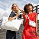 Kipling | Coca-Cola 聯名款空氣感岩石灰手提側背包-ART M product thumbnail 1