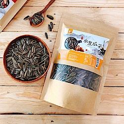 味覺生機 老灶水煮瓜子-法式焦糖(400g)