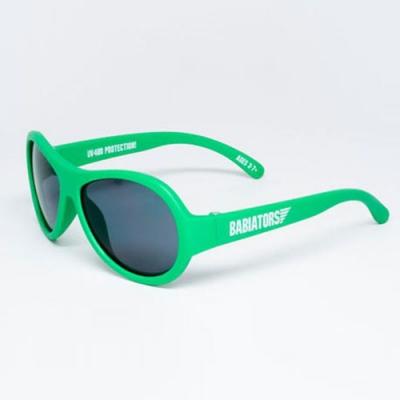 美國BABIATORS 嬰幼兒太陽眼鏡-森林綠