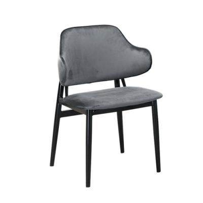 Boden-蒂斯布面餐椅/單椅(兩色可選)