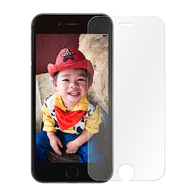 AdpE iPhone 6/6S 2.5D 9H 高清防爆鋼化玻璃膜