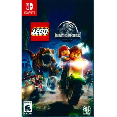 樂高:侏儸紀世界 LEGO JURASSIC WORLD- NS Switch 英日文美版