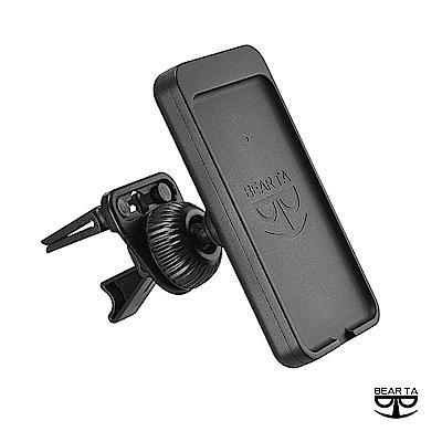 BEAR TA 15W無線快充電 車充組( iPhone 7 )