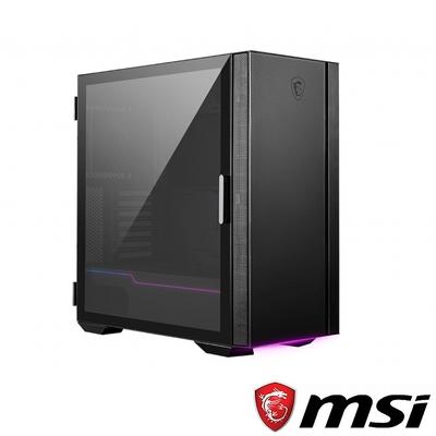 MSI微星 MPG QUIETUDE 100S 電腦機殼