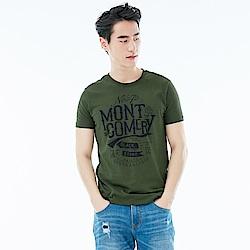 101原創 短袖T恤-MONTGOMERY
