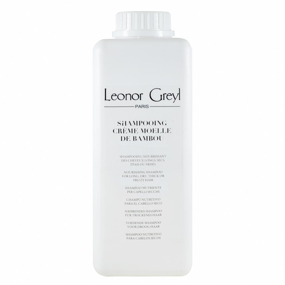 Leonor Greyl 竹子保濕洗髮菁 1000ml 附壓頭