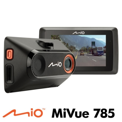 Mio MiVue 785 SONY 感光元件觸控 GPS行車記錄器-螢幕型