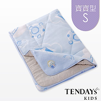 【TENDAYs】健康薄毯寶寶型(S粉藍)