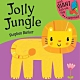 Jolly Jungle 歡樂叢林大型內頁幼兒書 product thumbnail 1
