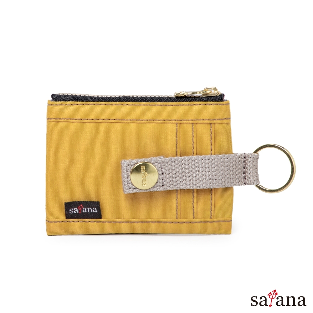 satana - Soldier 繽紛卡片夾/零錢包 - 古金黃