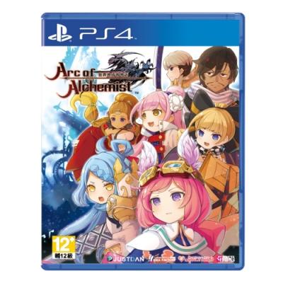 PS4 Arc of Alchemist 世界終焉的物語 - 亞洲中文版