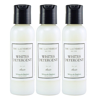 THE LAUNDRESS 純白洗衣精60ml*3