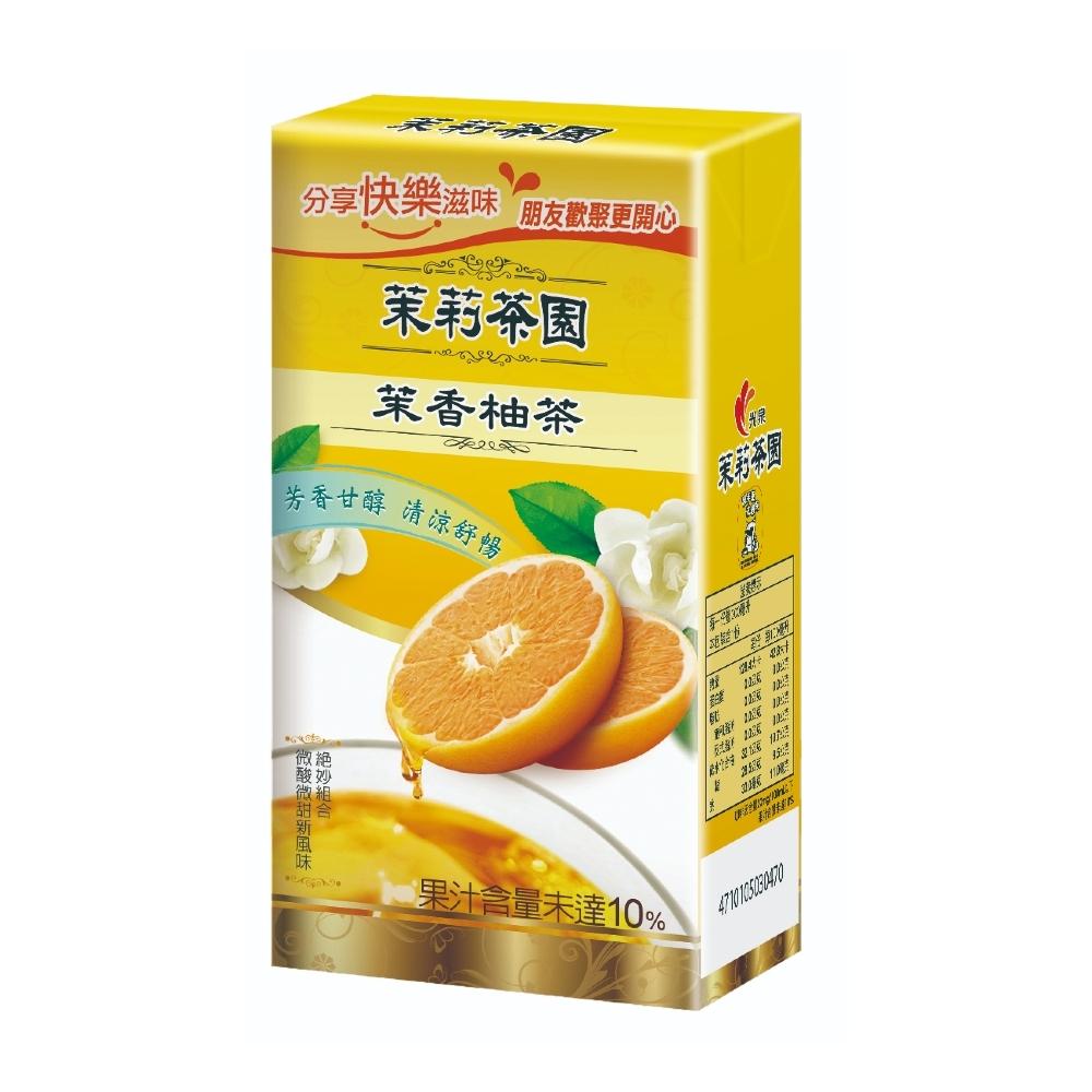 光泉 茉莉茶園-茉香柚茶(300mlx24入)