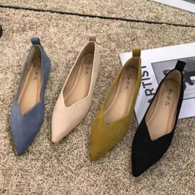 KEITH-WILL時尚鞋館-柔美愛戀通勤鞋(休閒鞋/平底鞋)(共3色)