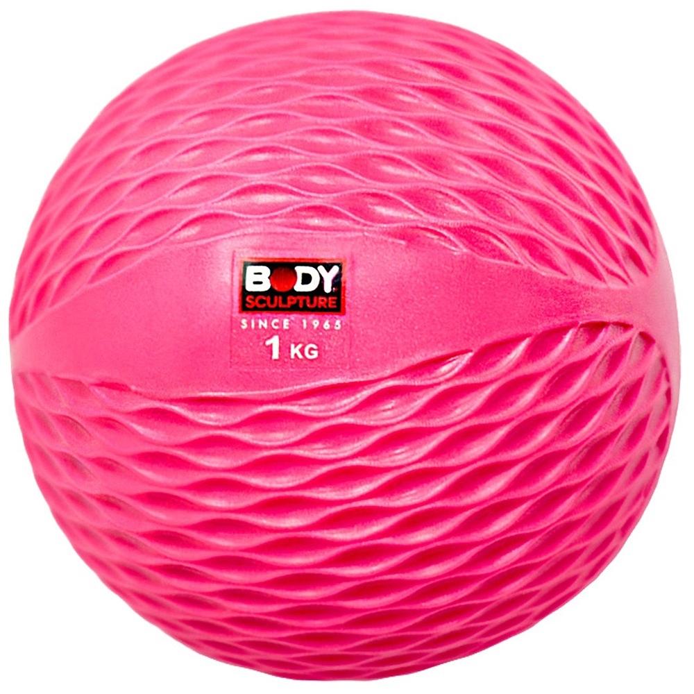 1KG軟式沙球 重量藥球舉重力球
